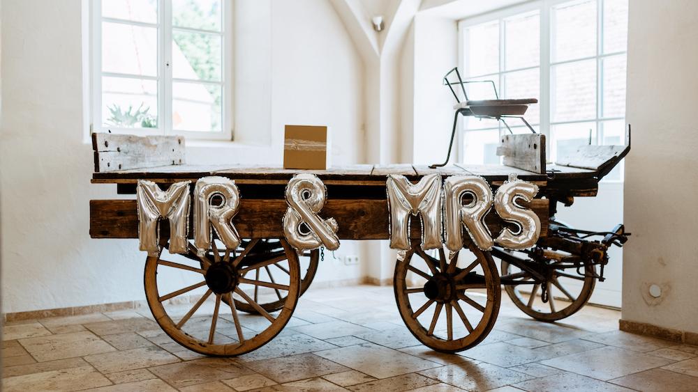 Hochzeit Marlene und Florian