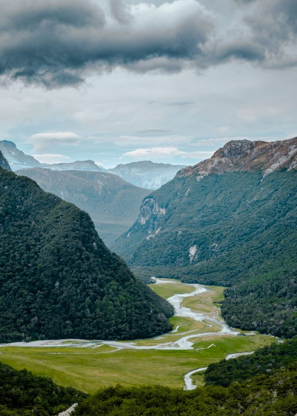 New Zealand - The River