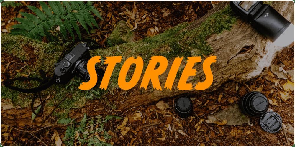 Geschichten über Bilder